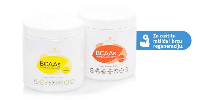 <b>BCAAs</b>
