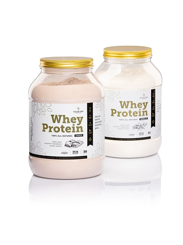 Whey Proteini 100% All-Natural