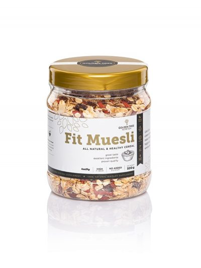 Fit Musli - zdrave pahuljice