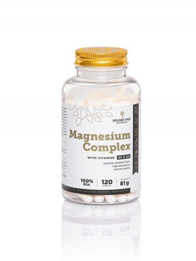 Magnezij s vitaminima B6 i D3 - kapsule