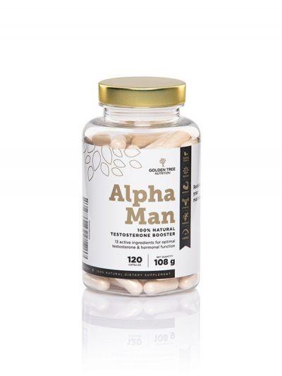 Alpha Man 100 % Natural Testosterone Booster
