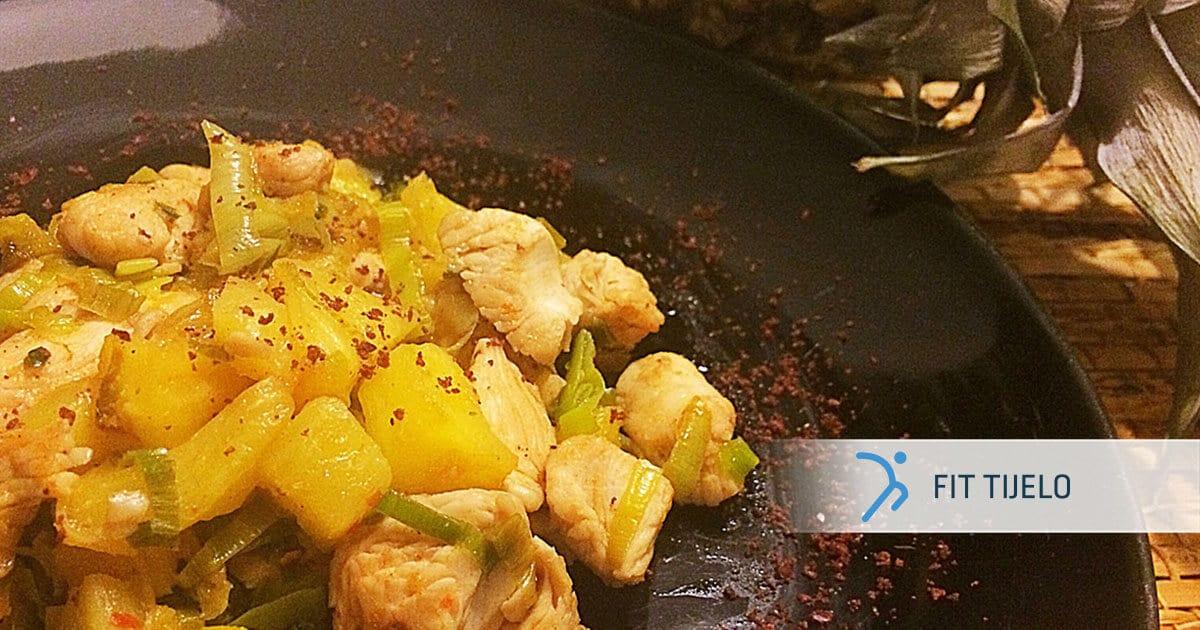 FT-recepti-carobna-piletina-s-ananasom-i-porilukom