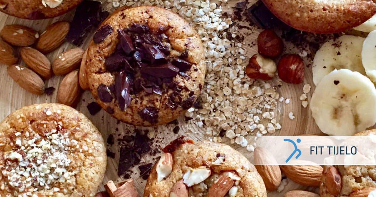 Ljupki muffini od badema