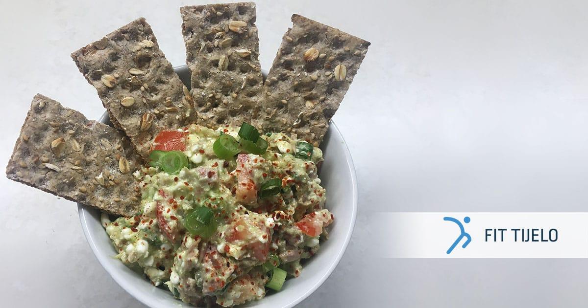 Osvježavajuća fit salata