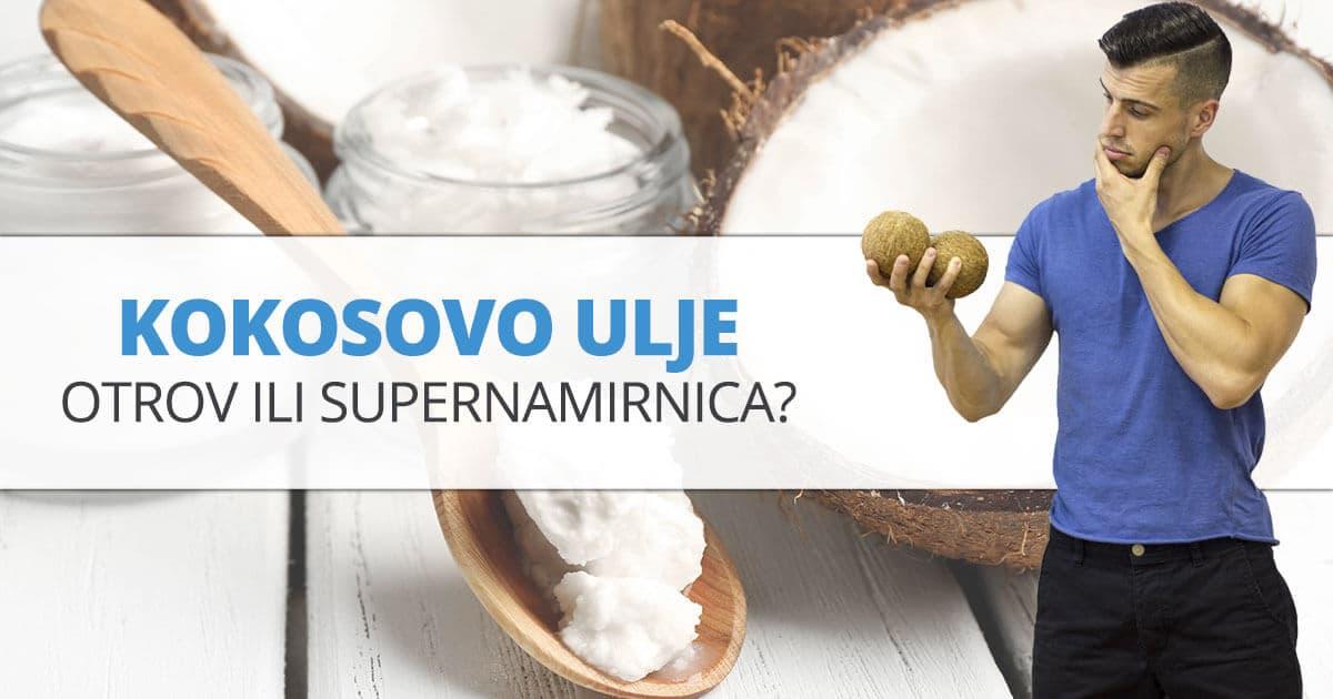 Kokosovo ulje – otrov ili supernamirnica?