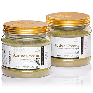 Golden TREE Active Greens Superfood Mix