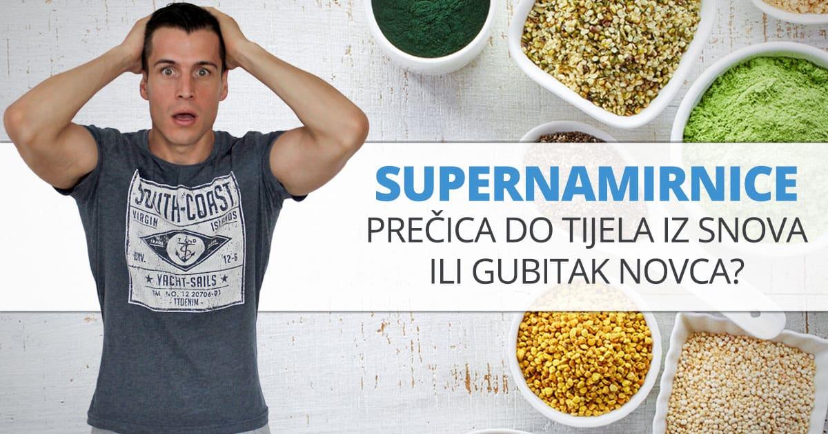 Supernamirnice – prečica do tijela iz snova ili gubitak novca?