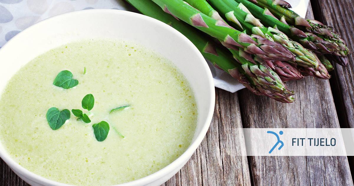 Kremna juha od šparoga