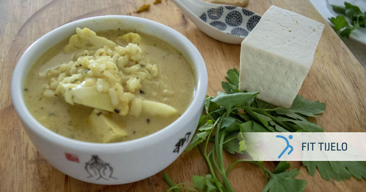 Curry od tofua
