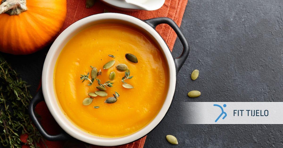 Jesenska juha od buče