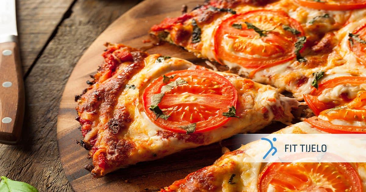 Niskokalorična pizza od cvjetače