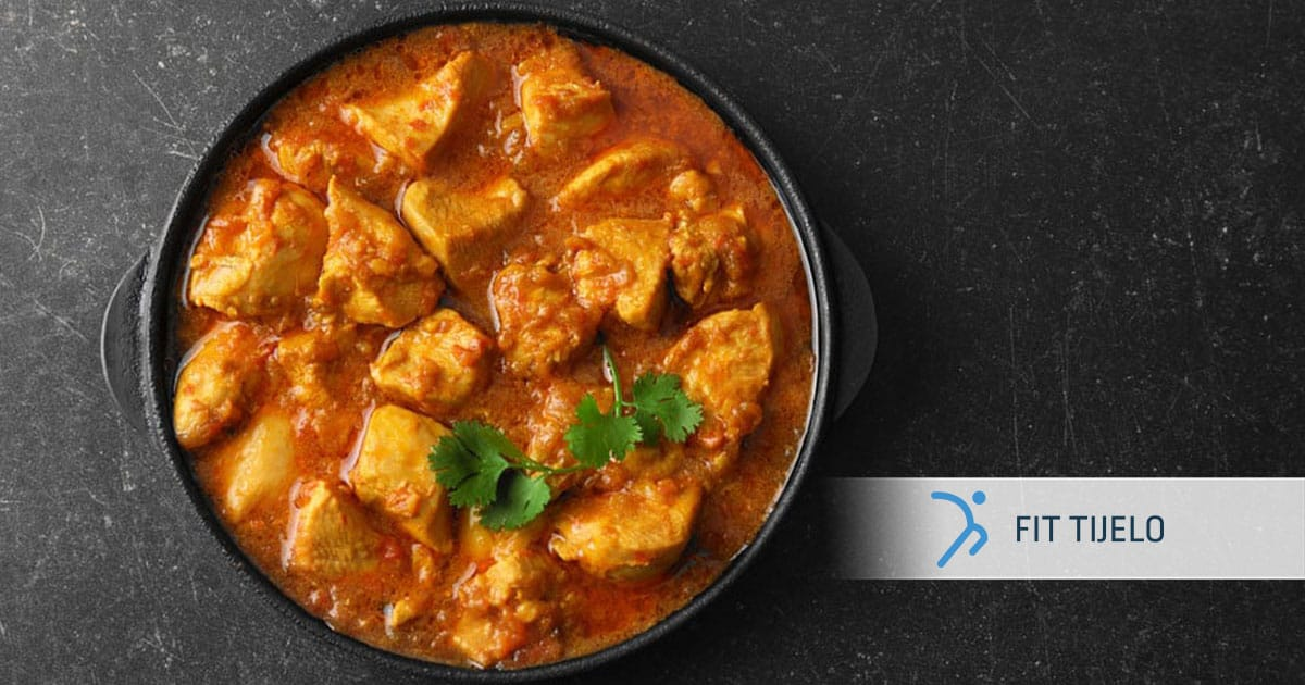 Pileći curry