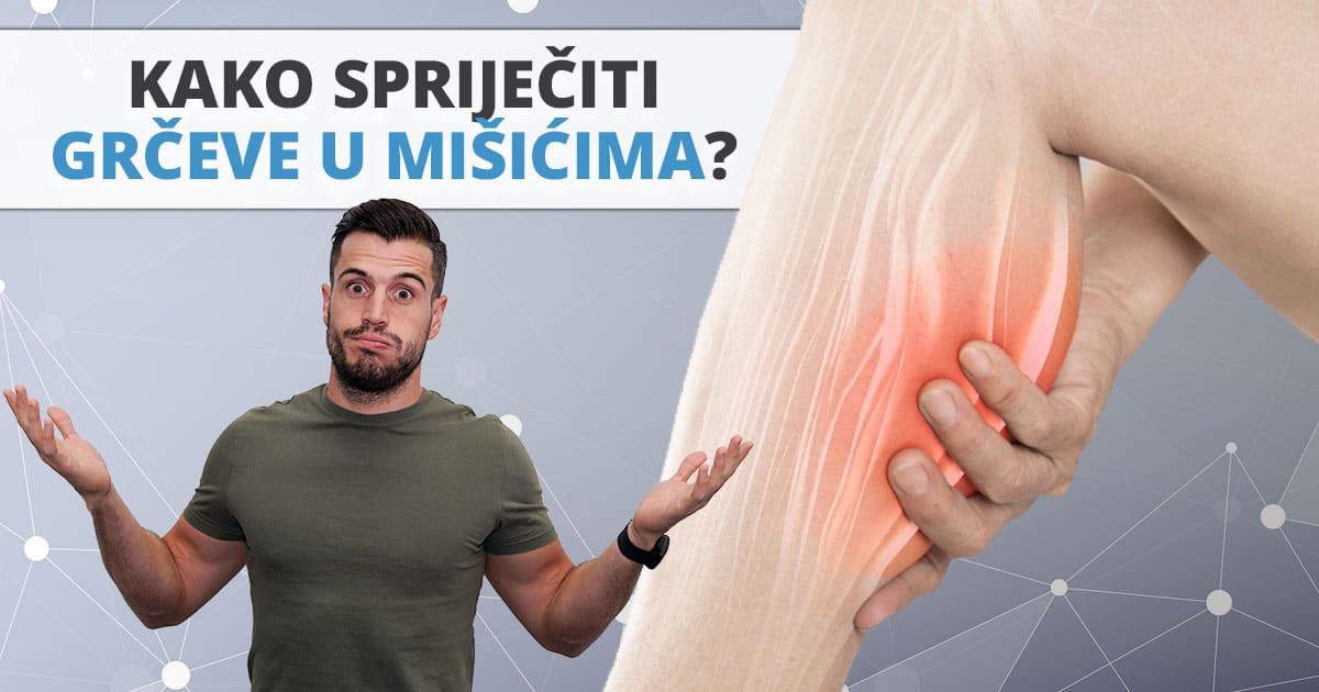 Grčevi u mišićima – kako ih spriječiti?