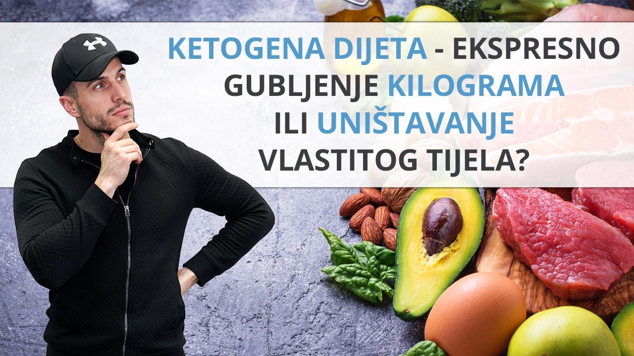 Ketogena dijeta – ekspresno gubljenje kilograma ili uništavanje vlastitog tijela?