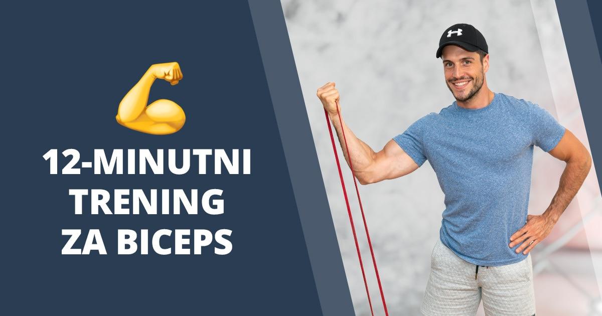 trening za biceps