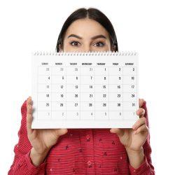 koliko traje menstruacija - kalendar