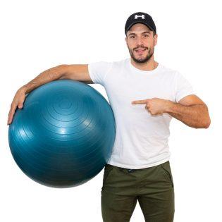 Miha Geršič - velika lopta