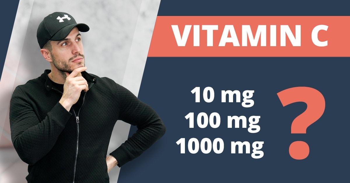 Vitamin C – kako do optimalnog dnevnog unosa?