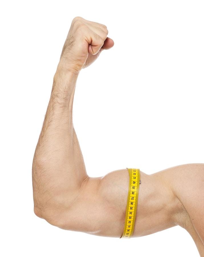 da li trening sa utezima ubrzava rast mišića