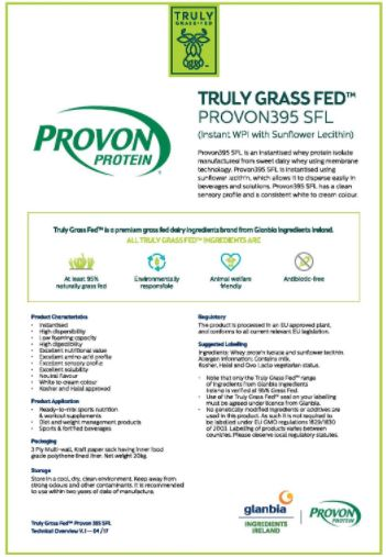 truly grass fed potvrda