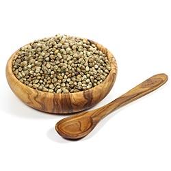 Neoljuštene sjemenke konoplje