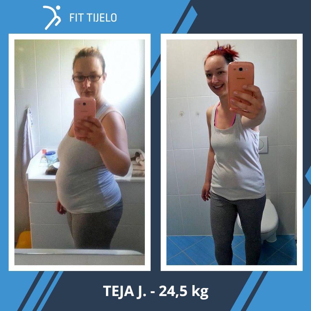 Nevjerojatna preobrazba mame Teje iz Grosuplja!