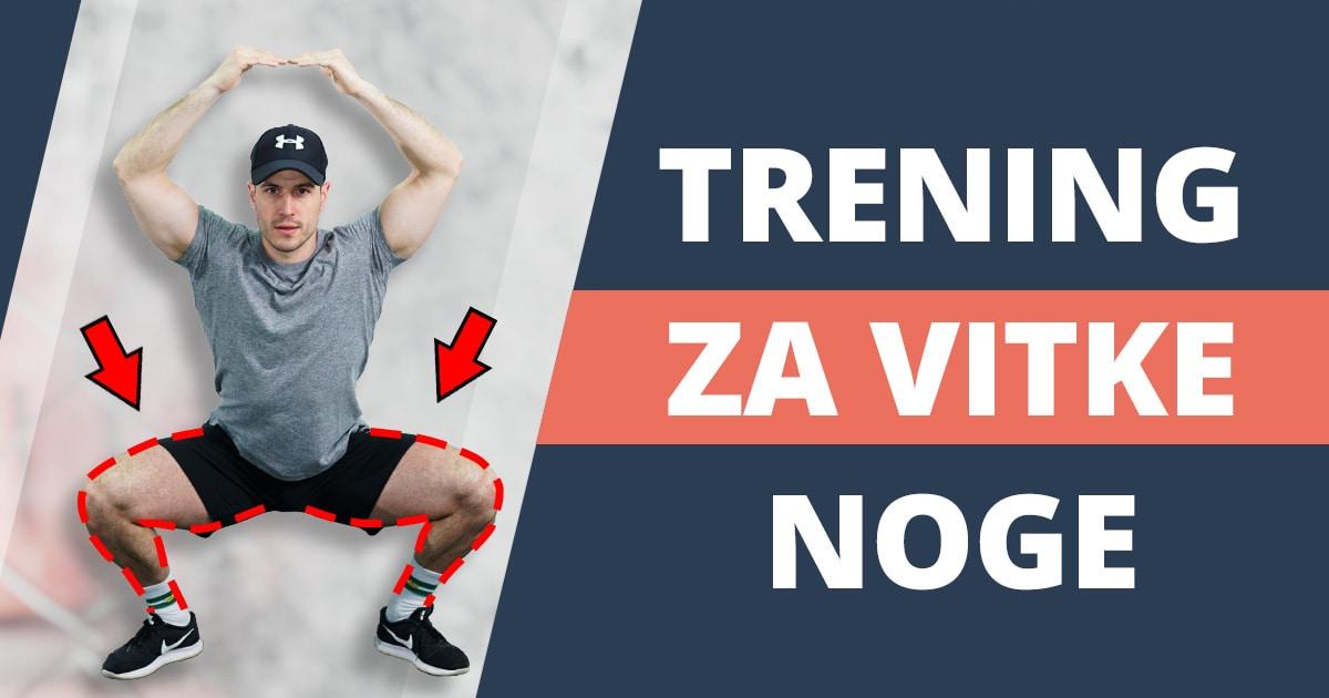 5 najučinkovitijih vježbi za vitka bedra