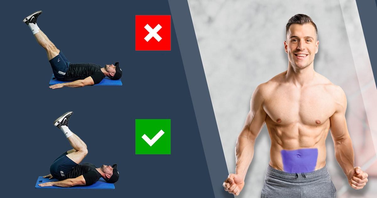 10 najučinkovitijih vježbi za donje trbušne mišiće