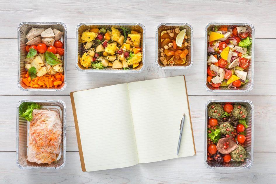 jelovnik - plan prehrane