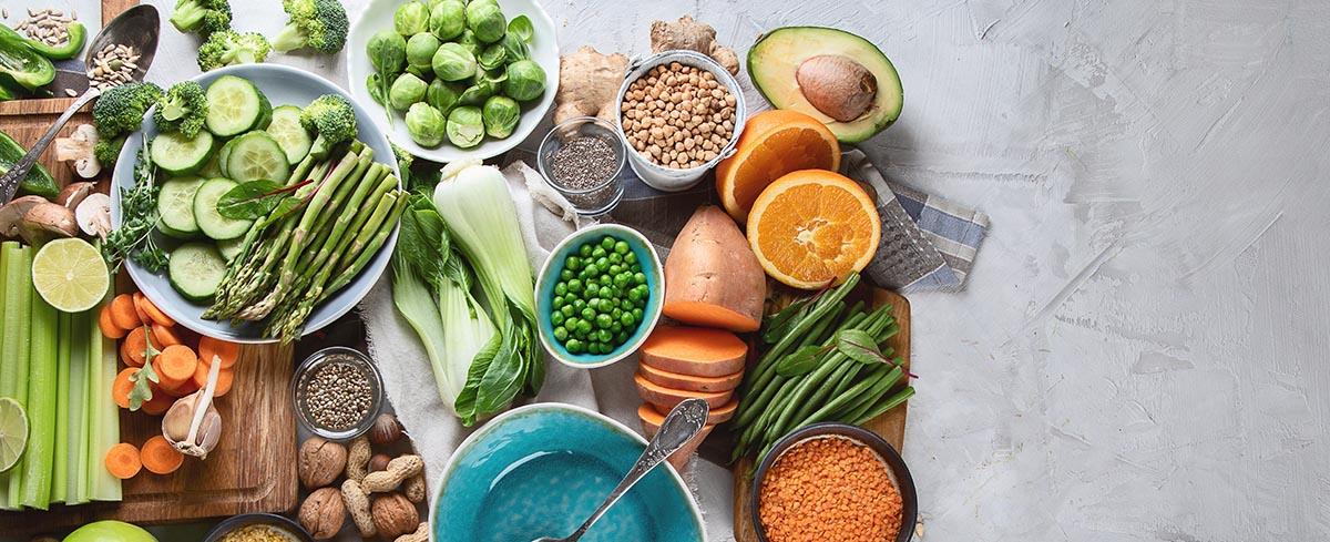 vegeterijanska hrana